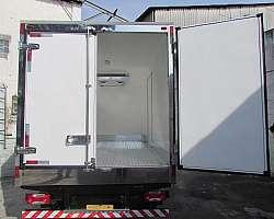 Baú frigorifico truck