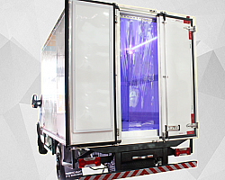 Manutenção preventiva de baú frigorífico