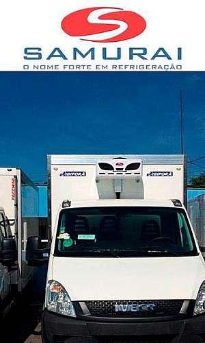 Aparelho para refrigeração de veículos