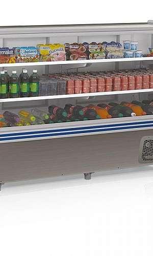 Balcão refrigerado preço