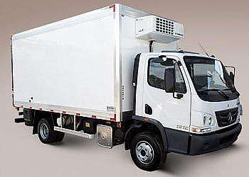 Baú frigorifico para caminhão
