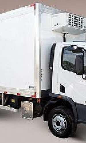 Baú Refrigerado para Caminhão 3 4