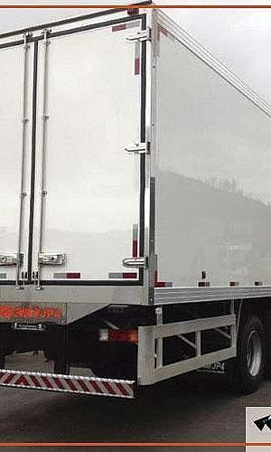 Baú refrigerado para caminhão truck