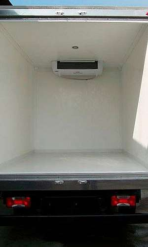 Baú Refrigerado Preço