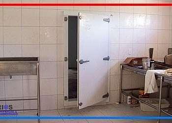 Câmaras frigoríficas para carne