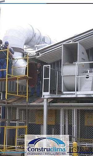 Empresa de Refrigeração Industrial