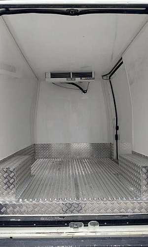 Equipamento de refrigeração para vans