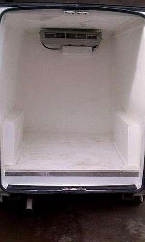 Fábrica de Baú Refrigerado em SP