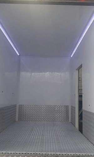 Fábrica de baú refrigerado