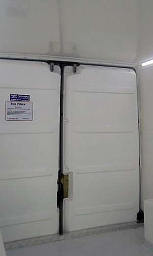 Fabricantes de baús refrigerados