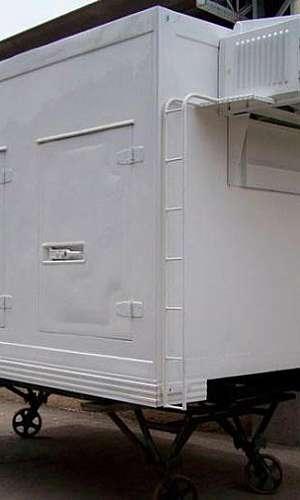 Manutenção de bau refrigerado
