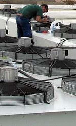 Manutenção preventiva em refrigeração