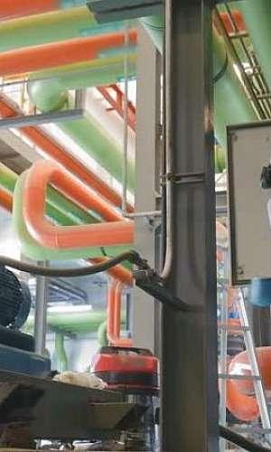 Manutenção preventiva refrigeração industrial