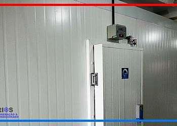 Câmara fria industrial preço