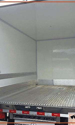 Reforma de baú frigorifico