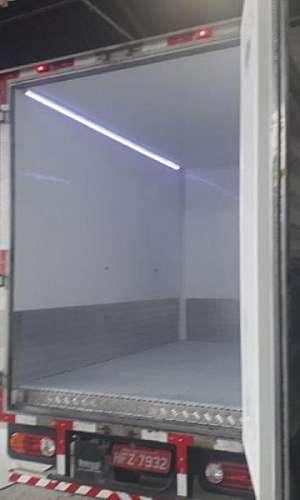 Reforma em carrocerias frigoríficas