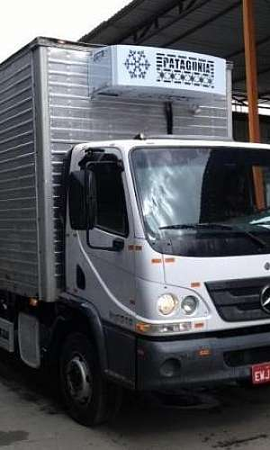 Refrigeração caminhão