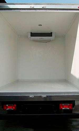 Refrigeração de Baú