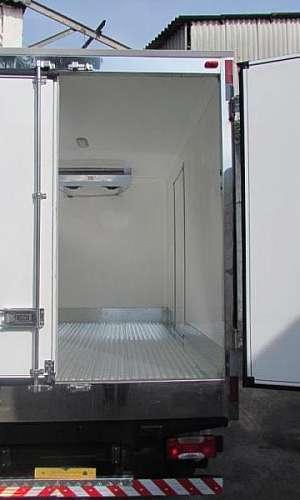 Refrigeração de Caminhão Baú