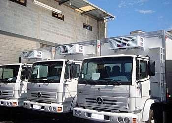 Refrigeração de veículos de carga