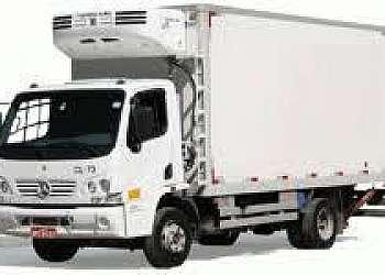 Refrigeração para caminhão