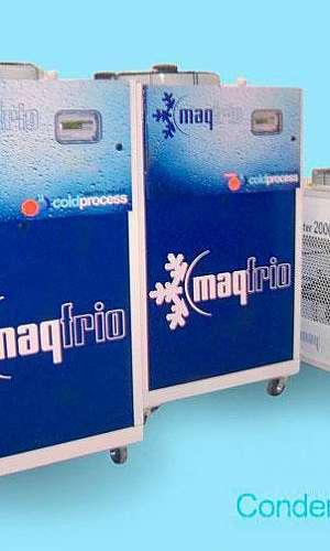 Refrigeração para indústria