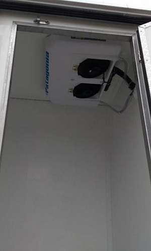 Sistema de refrigeração de caminhão