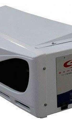 Sistema de refrigeração para baú